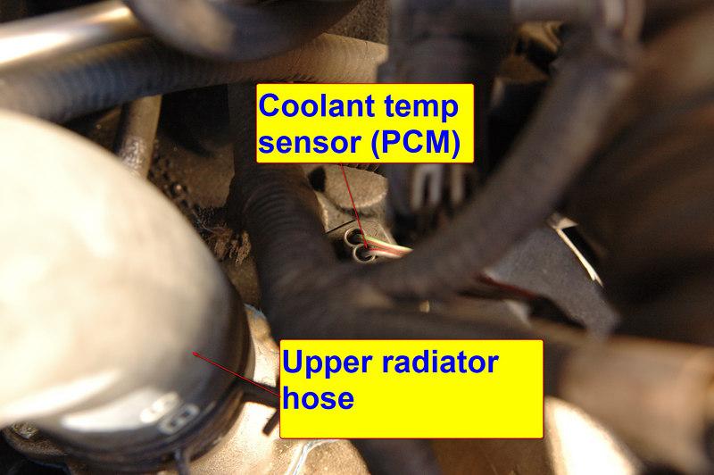 tps sensor coolant temp sensor gauge coolant temp sensor pcm